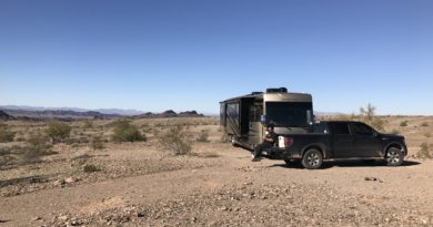 Standard Wash – Lake Havasu BLM Land