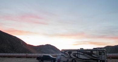 Jawbone Canyon BLM – Cantil, CA