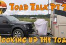 Rving Alaska: Toad Vehicle Talk ~ Hooking up our F-150 truck to our Motorhome