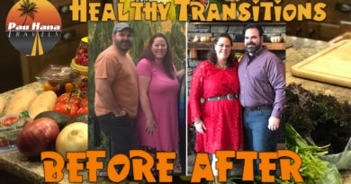 Healthy Transitions in Progress – a Real Time Update from Nov 16 2017 – RV Life