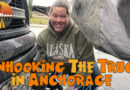 RVing Alaska: Back to Anchorage and Unhooking our Tow Vehicle from the Motorhome