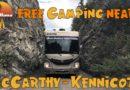 RVing Alaska: Free Campground in Chitina Alaska | RV LIFE 🚐🏔