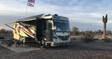Plomosa Rd 14-Day Stay BLM Land – Quartzsite AZ