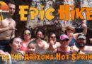 Epic Hike to the Arizona Hot Springs (Ringbolt Hot Springs) near Las Vegas – RV Life