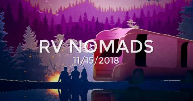 RV Nomads the Movie is HERE!!!!